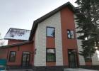 Освящение здания Дома молитвы Искитимской церкви ЕХБ Новосибирской области  по улице Коротеева, 38.